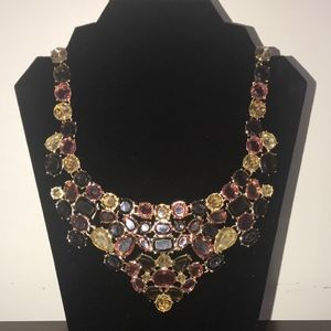 Necklace Large Multi-Stone